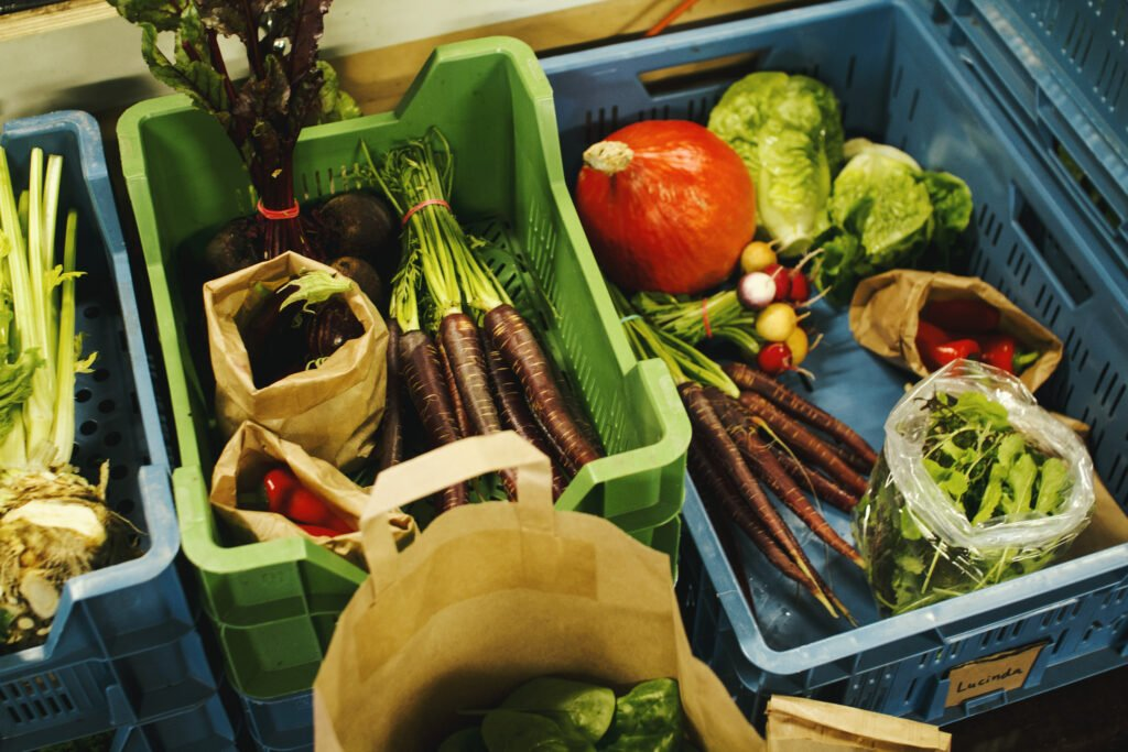 groente duurzaam lokaal